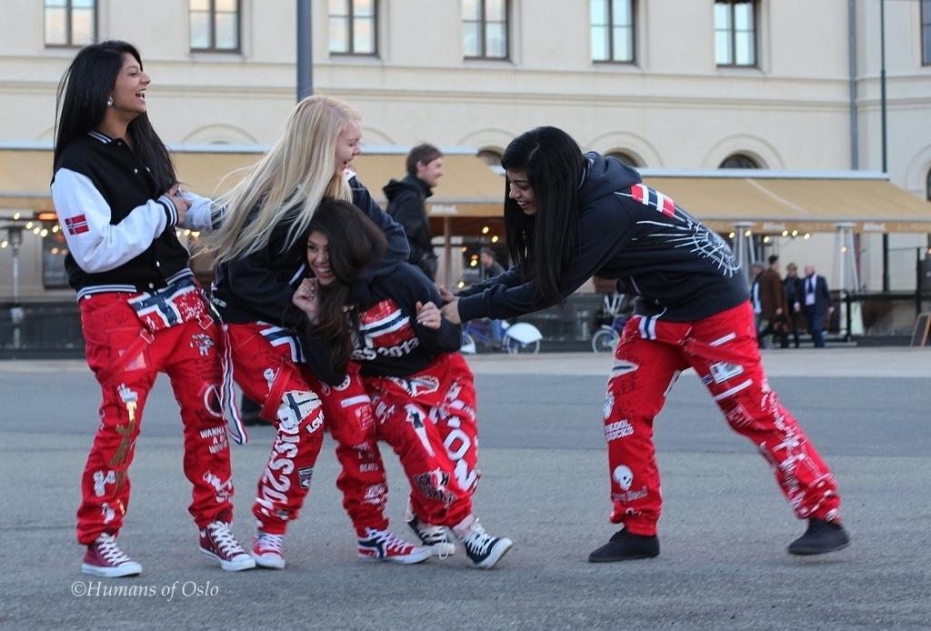 norske jenter n tags underlivet